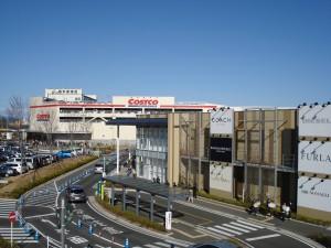 三井アウトレットパーク入間・コストコ